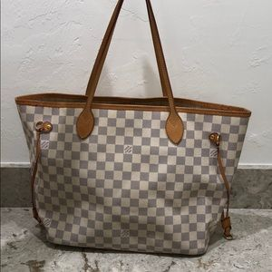 Louis Vuitton Mm Neverfull purse